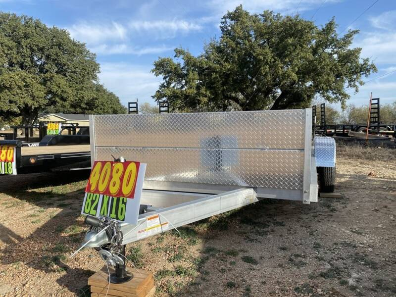 """2021 PRIMO  - ALUMINUM 82"""" 16' CAR A for sale at LJD Sales in Lampasas TX"""
