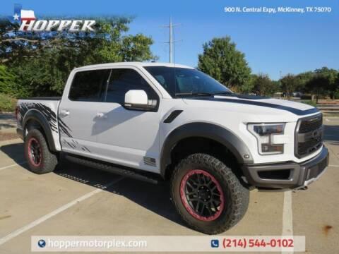 2018 Ford F-150 for sale at HOPPER MOTORPLEX in Mckinney TX