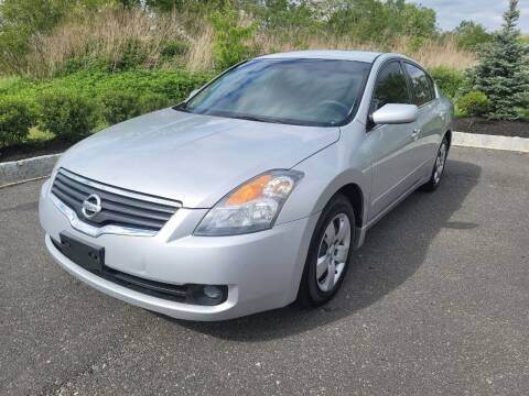 2008 Nissan Altima for sale at DISTINCT IMPORTS in Cinnaminson NJ
