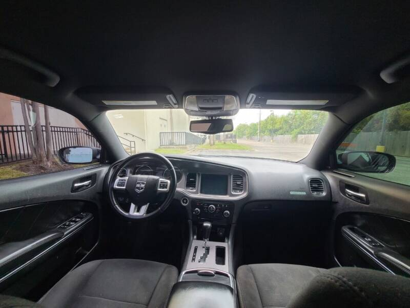 2014 Dodge Charger R/T Max 4dr Sedan - Houston TX