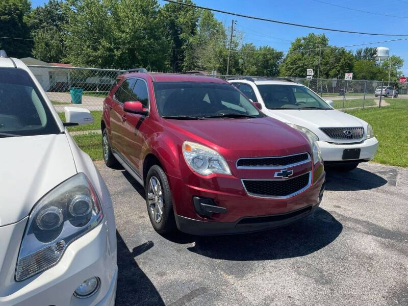 2011 Chevrolet Equinox for sale at Cars Across America in Republic MO