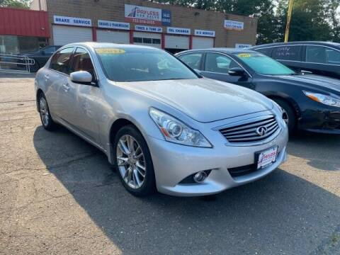2011 Infiniti G37 Sedan for sale at PAYLESS CAR SALES of South Amboy in South Amboy NJ