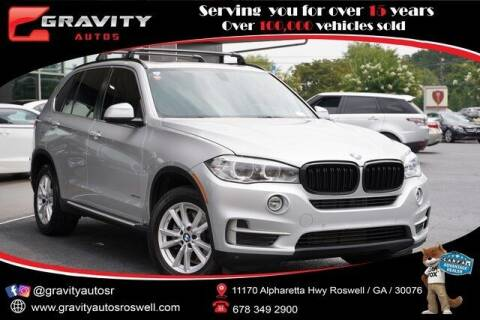 2015 BMW X5 for sale at Gravity Autos Roswell in Roswell GA