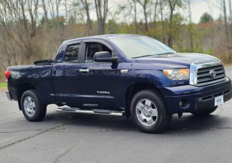2007 Toyota Tundra for sale at Flying Wheels in Danville NH