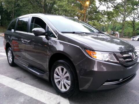 2016 Honda Odyssey for sale at Seewald Cars - Brooklyn in Brooklyn NY