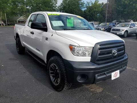2010 Toyota Tundra for sale at Stach Auto in Janesville WI
