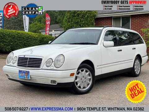 1998 Mercedes-Benz E-Class for sale at Auto Sales Express in Whitman MA