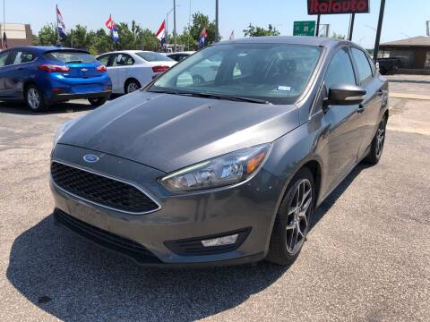 2018 Ford Focus for sale at Ital Auto in Oklahoma City OK
