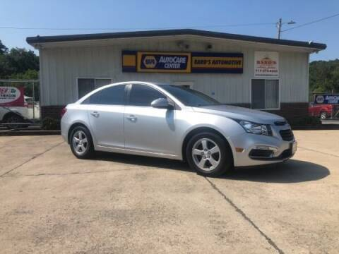 2016 Chevrolet Cruze Limited for sale at BARD'S AUTO SALES in Needmore PA