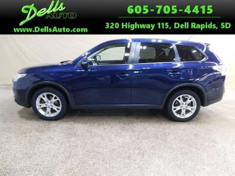 2015 Mitsubishi Outlander for sale at Dells Auto in Dell Rapids SD
