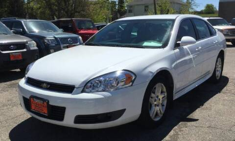 2010 Chevrolet Impala for sale at Knowlton Motors, Inc. in Freeport IL