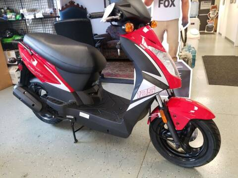 2021 Kymco Agility 125 for sale at W V Auto & Powersports Sales in Cross Lanes WV