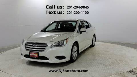2015 Subaru Legacy for sale at NJ State Auto Used Cars in Jersey City NJ