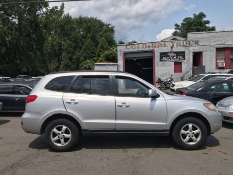 2008 Hyundai Santa Fe for sale at Dan's Auto Sales and Repair LLC in East Hartford CT
