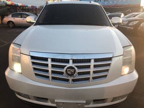 2007 Cadillac Escalade for sale at DPM Motorcars in Albuquerque NM