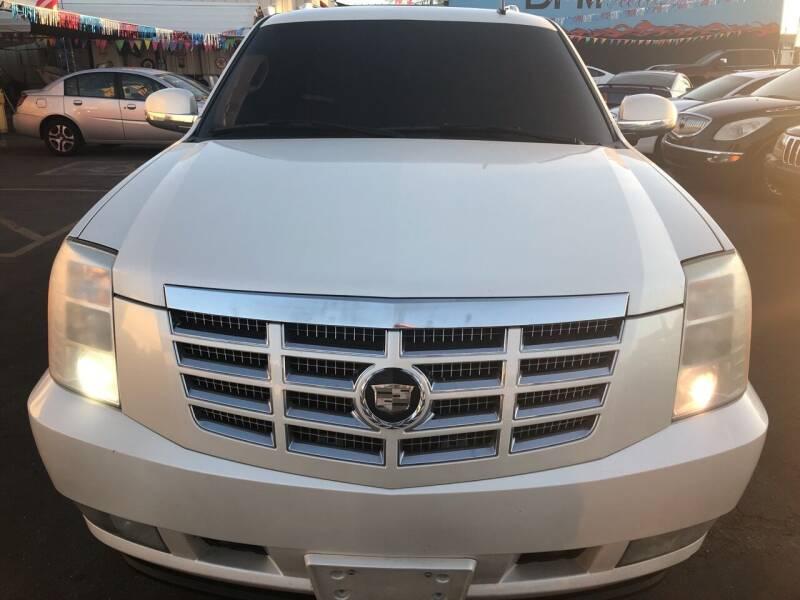 2007 Cadillac Escalade for sale at DPM Motorcars in Albuquerque NM