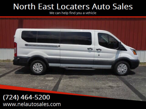 2016 Ford Transit Passenger for sale at North East Locaters Auto Sales in Indiana PA