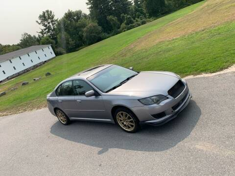 2008 Subaru Legacy for sale at ds motorsports LLC in Hudson NH