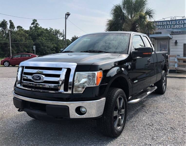 2011 Ford F-150 for sale at Emerald Coast Auto Group LLC in Pensacola FL
