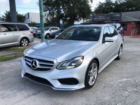 2014 Mercedes-Benz E-Class for sale at Prime Auto Solutions in Orlando FL