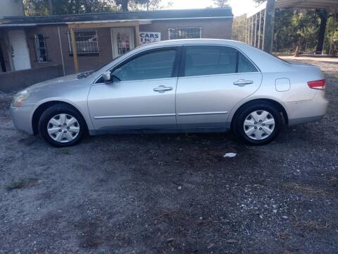 2004 Honda Accord for sale at Royal Auto Mart in Tampa FL