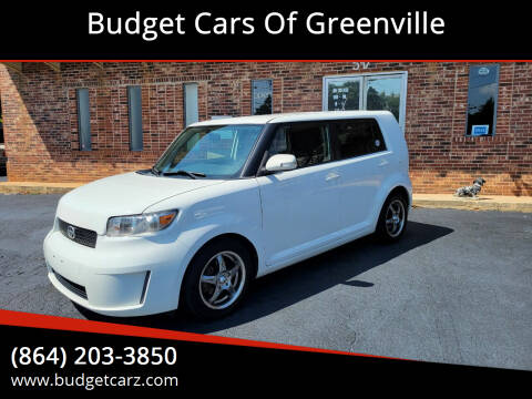 2008 Scion xB for sale at Budget Cars Of Greenville in Greenville SC