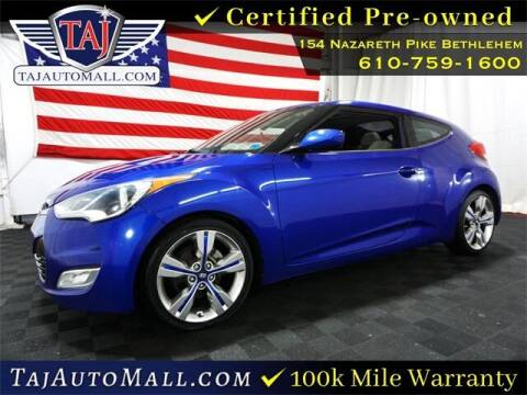 2012 Hyundai Veloster for sale at Taj Auto Mall in Bethlehem PA
