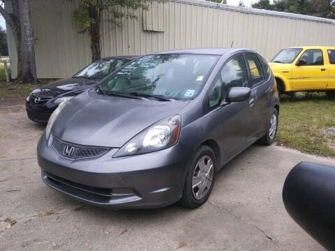 2013 Honda Fit for sale at Price Is Right Auto Sales in Slidell LA