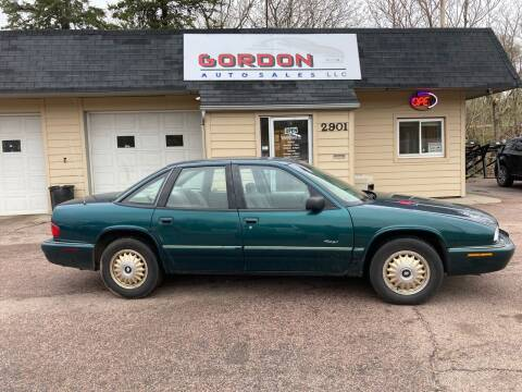 1996 Buick Regal for sale at Gordon Auto Sales LLC in Sioux City IA