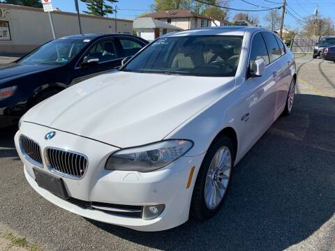 2012 BMW 5 Series for sale at Jerusalem Auto Inc in North Merrick NY