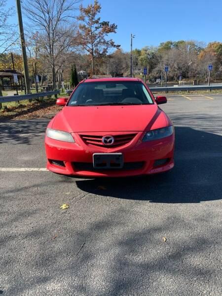 2005 Mazda MAZDA6 i Sport 4dr Hatchback - Southwick MA