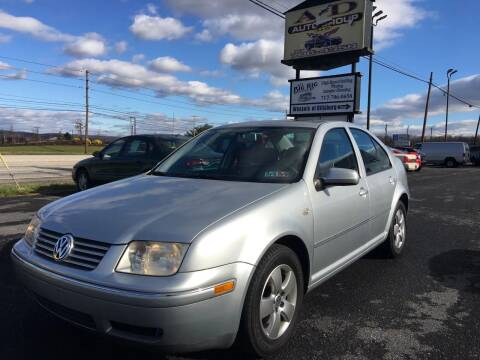 2004 Volkswagen Jetta for sale at A & D Auto Group LLC in Carlisle PA