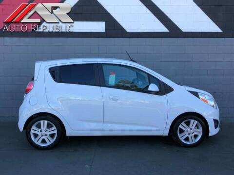 2015 Chevrolet Spark for sale at Auto Republic Fullerton in Fullerton CA