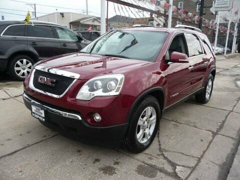 2008 GMC Acadia for sale at Car Center in Chicago IL