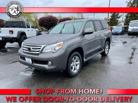 2010 Lexus GX 460 for sale at Auto 206, Inc. in Kent WA