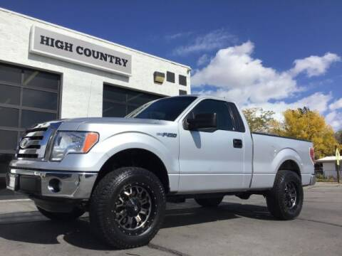 2011 Ford F-150 for sale at High Country Motor Co in Lindon UT
