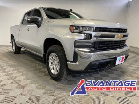 2020 Chevrolet Silverado 1500 for sale at Advantage Auto Direct in Kent WA