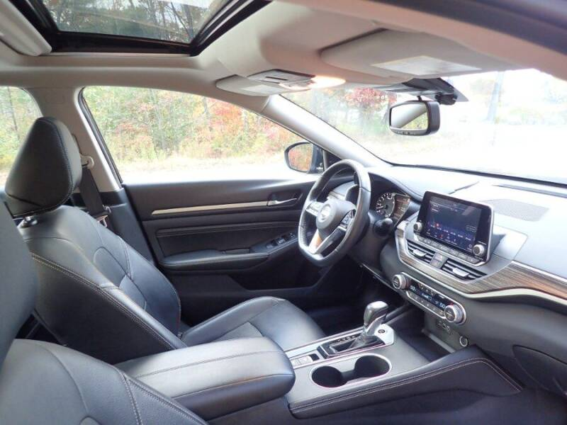 2019 Nissan Altima 2.5 SL 4dr Sedan - Storrs CT