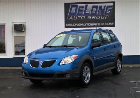 2008 Pontiac Vibe for sale at DeLong Auto Group Kokomo in Kokomo IN