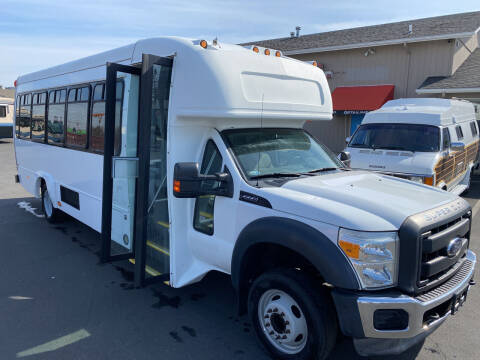 2012 Ford F-550 for sale at Dorn Brothers Truck and Auto Sales in Salem OR