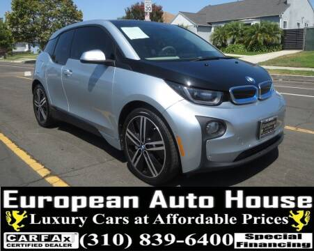 2014 BMW i3 for sale at European Auto House in Los Angeles CA