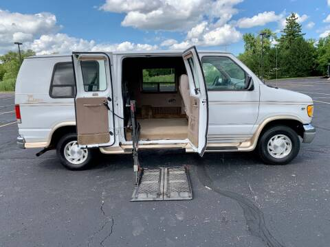 1998 Ford E-Series Cargo for sale at Caruzin Motors in Flint MI