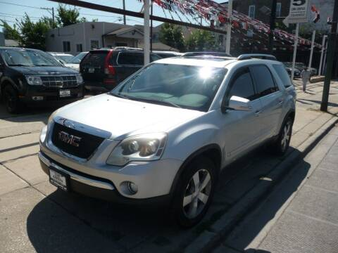2010 GMC Acadia for sale at Car Center in Chicago IL