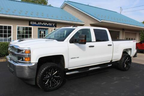 2019 Chevrolet Silverado 2500HD for sale at Summit Motorcars in Wooster OH