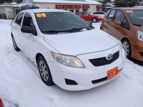 2009 Toyota Corolla for sale at Progressive Auto Sales in Twin Falls ID
