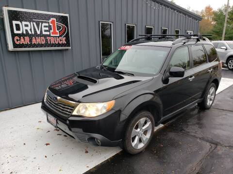 2009 Subaru Forester for sale at Drive 1 Car & Truck in Springfield OH