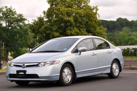 2007 Honda Civic for sale at T CAR CARE INC in Philadelphia PA