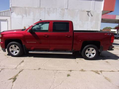 2018 Chevrolet Silverado 1500 for sale at DJ Motor Company in Wisner NE