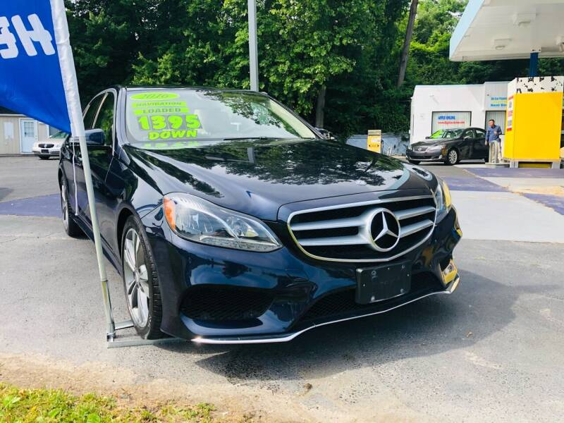 2016 Mercedes-Benz E-Class for sale at Highline Motors in Aston PA
