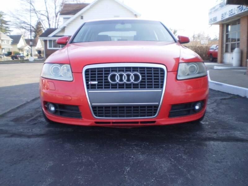 2006 Audi A6 for sale at Toledo Auto Finance Center in Toledo OH